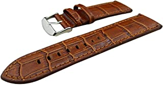 classic t leather strap watch 30mm