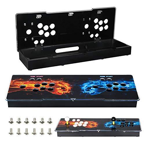 TAPDRA Panel acrílico y Caja de Metal Kits de Bricolaje para 2...