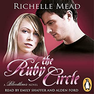 The Ruby Circle cover art