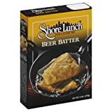 Shorelunch SL-11 Fish Breading 9oz Beer Batter