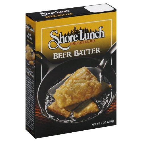 Shorelunch SL-11 Fish Breading 9oz Beer Batter