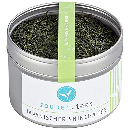 Zauber des Tees Japanischer Shincha Tee, 110g