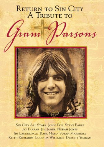 RETURN TO SIN CITY-TRIBUTE TO GRAM PARSONS