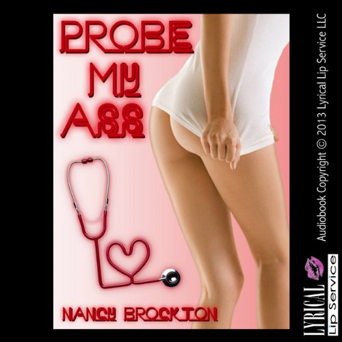 Probe My Ass audiobook cover art