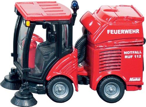 Siku 2104 - Kehrmaschine Feuerwehr