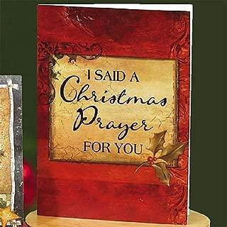 Abbey Press 53319T I Said a Christmas Prayer Cards