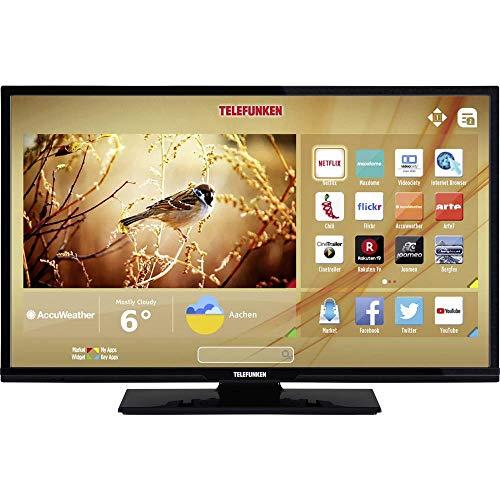 TELEFUNKEN C32F545A LED-TV 81cm 32 Zoll EEK A+ (A++ - E) DVB-T2, DVB-C, DVB-S, Full HD, Smart TV, WL