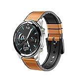 TIANYOU Smart Watch, Pantalla de Color de Alta Definición de 1.3 Pulgadas de Alta Definición, Pulsera Impermeable Del Podómetro Deportivo Multifuncional Bluetooth, para Android Y Io