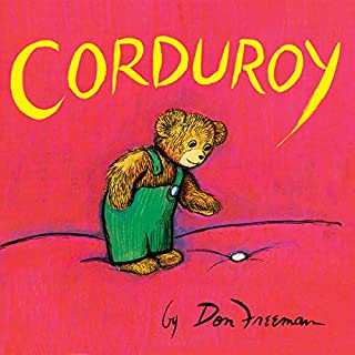 Corduroy audiobook cover art