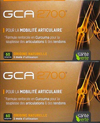 Salute Verde–Comfort articolazioni GCA 2700-2x 60Cp