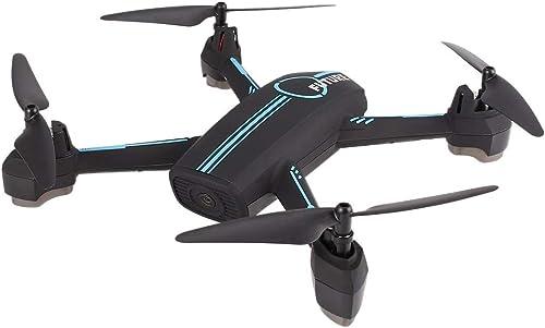 Ballylelly-JINXINGDA 528 GPS Positionierung RC FPV Drone Quadcopter mit 720 P HD WiFi Kamera Echtzeit Waypoint Flug Folgen Sie Mir