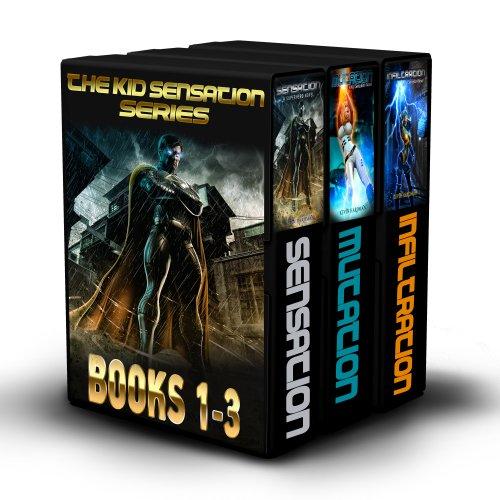 The Kid Sensation Series (Books 1 - 3) (English Edition)