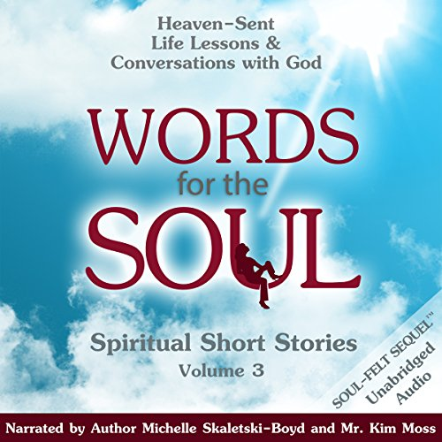 Words for the Soul, Book 3 audiobook cover art