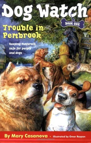 Trouble in Pembrook 1 Dog Watch product image