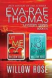 The Eva Rae Thomas Mystery Series: Book 5-6