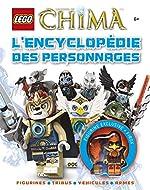 Lego Legends of Chima - L'Encyclopédie des personnages de Beth Landis Hester