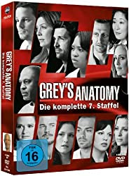 Grey's Anatomy – Staffel 7 (DVD)