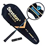 Senston X310 Graphite Badminton Racket New String Protected Technology Single...