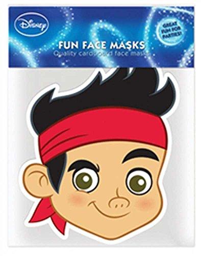 Máscara Jake «Jake y los Piratas de Nunca Jamás»