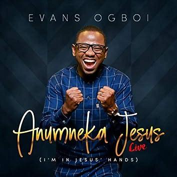 Anumneka Jesus (I'm In Jesus' Hands) [Live]
