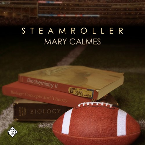 Steamroller audiobook cover art