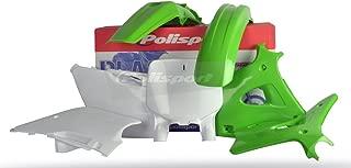 Polisport Plastic Kit - OE , Color: Green 90088