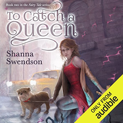 To Catch a Queen audiobook cover art