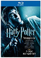 Harry Potter: Years 1-6 [Blu-ray] [Import]