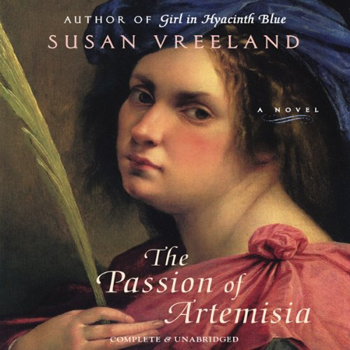 The Passion of Artemisia audiobook cover art