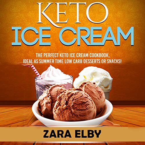 Keto Ice Cream Titelbild