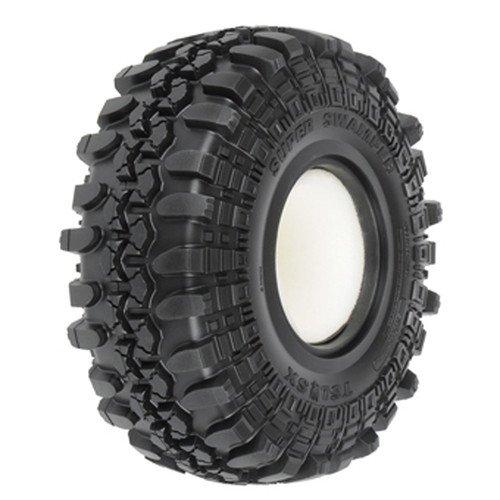 "Pro-line Racing 1166-14 Interco TSL SX Super Swamper 2.2"" G8 Rock Terrain Truck Tires with Memory Foam"