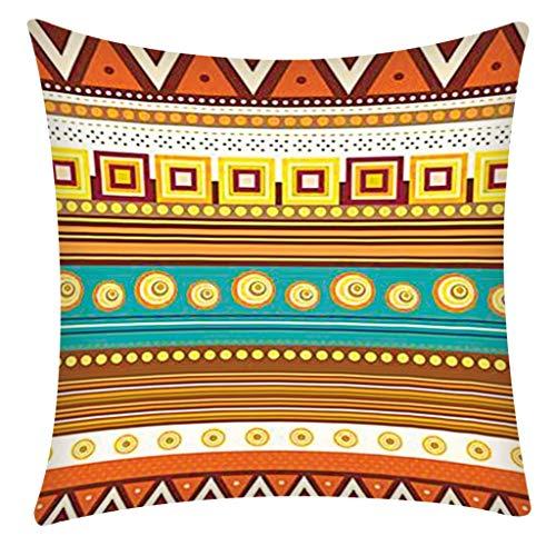 Moderne Einfache Geometrische Super Kissenbezug, Polyesterfaser Kissen, Weiche Baumwolle Leinen Kissenbezüge Sofa Auto Kissenbezug Hause Dekorative (F)