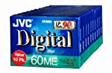 JVC Blank Audio Cassettes