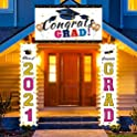 FAHZON LED Light up Graduation Decorations Set