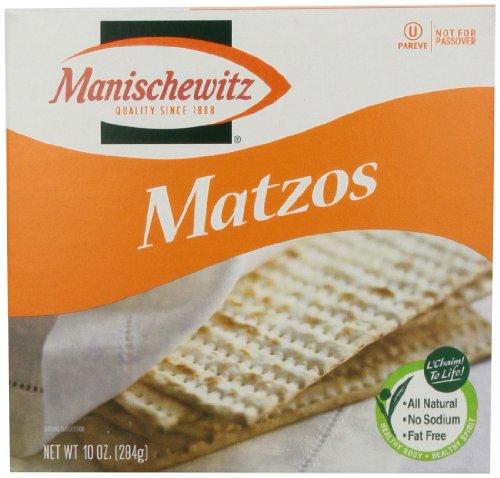 Manischewitz, Matzos Unsalted, 10 Oz