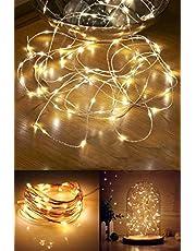 Buffer Peri Led Işık, 10 Metre, Sarı