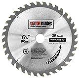 TCT16036T Saxton TCT Lame de scie circulaire à bois 160 mm x 36 T pour Festool TS55...