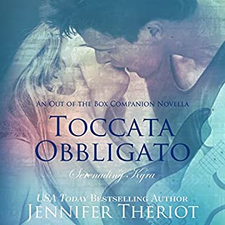 Toccata Obbligato - Serenading Kyra (Out of the Box) audiobook cover art