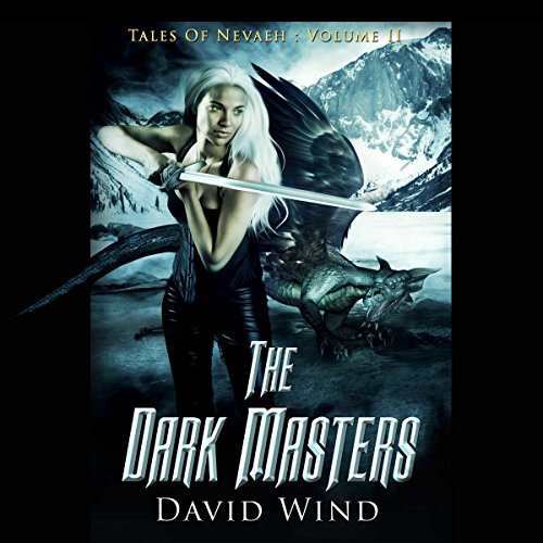 The Dark Masters audiobook cover art