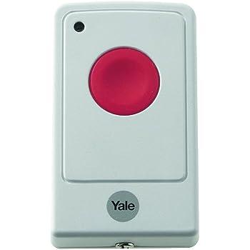 Yale EF-PIR Easy Fit Alarm Accessory PIR Motion Detector DIY Friendly, White