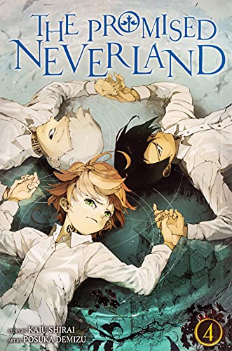 The Promised Neverland, Vol. 4, 4: I Want to Live