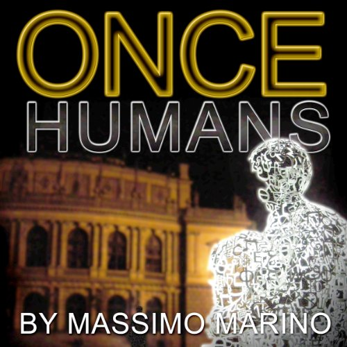 Once Humans audiobook cover art
