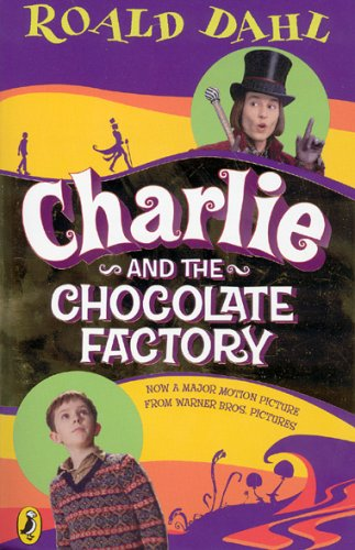Charlie & Chocolate Factory movie novelの詳細を見る