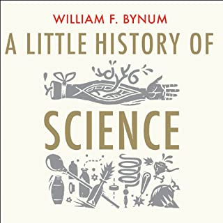 A Little History of Science audiobook cover art