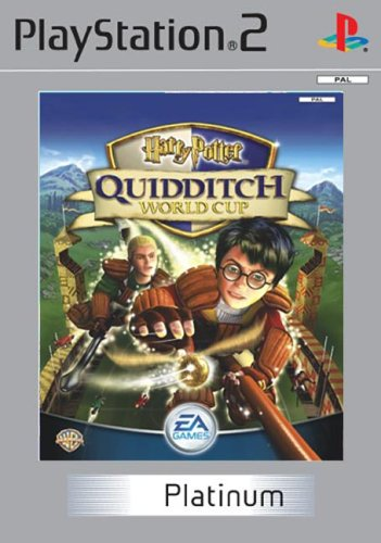 Harry Potter - Quidditch World Cup [Platinum]