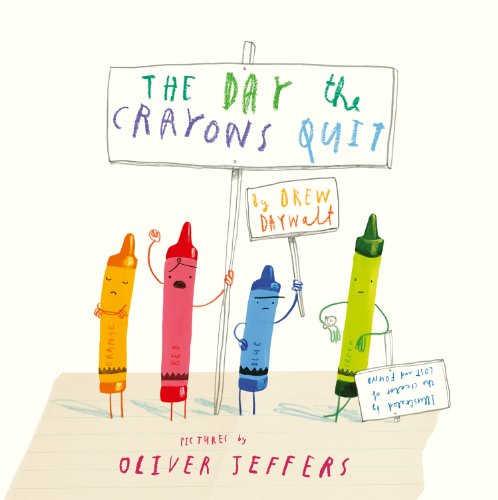 The Day The Crayons Quit (English Edition)