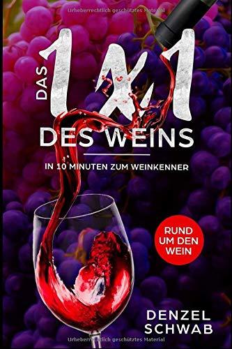 Das 1 X 1 des Weins: In 10 Minuten zum Weinkenner