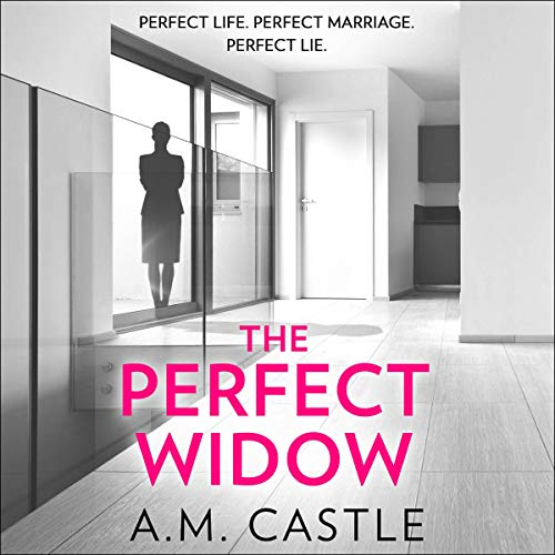 The Perfect Widow Audiobook By A.M. Castle cover art