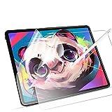 Bewahly Schutzfolie für iPad Pro 12.9 Zoll (2020/2018) [2 Stück], Ultra Dünn Bildschirmschutzfolie Matt Papier Folie Entspiegelt, Schreiben & Zeichnen wie auf Papier, Unterstützt Apple Pencil