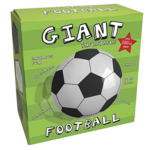 Riesiger aufblasbarer XXL Fußball - 107 cm
